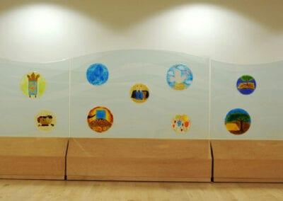 Mechitzah (Room Divider) Project, 2011